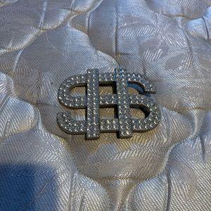 Other - Dollar sign belt buckle